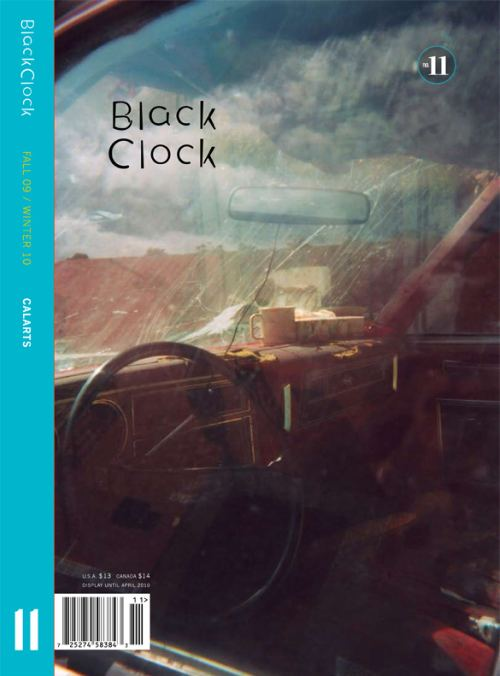 Black Clock 11 available on Nov. 27.