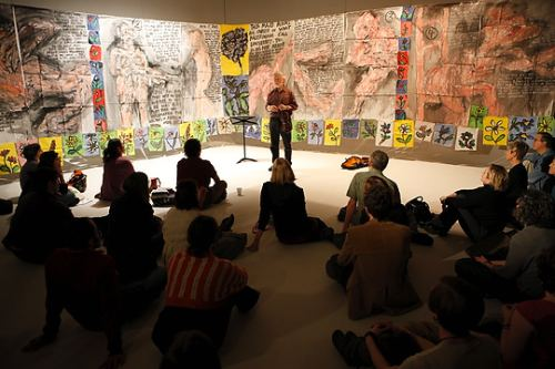 Arts in the One World Conference begins next week at CalArts.