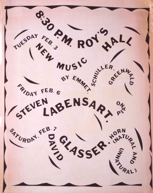 Back in the day, the ROD was called Roy's Hall | Image from Scott Fessler's collection