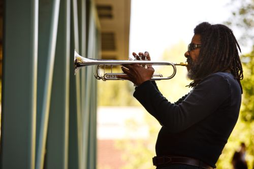 Wadada Leo Smith had three album releases in 2009.