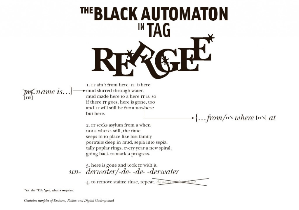 'The Black Automaton in Tag: Refugee'