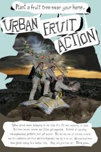 Acción Fruta Urbana   Photo: Fallen Fruit