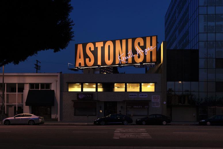 Kenneth Anger Billboard