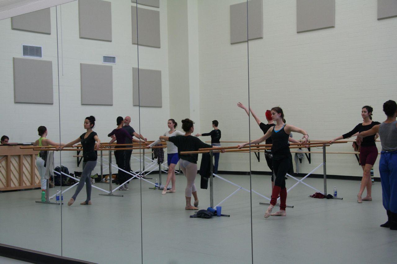 New Dance Studio Space Opens At Calarts