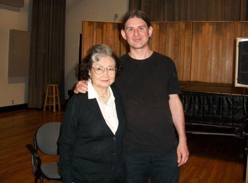 Michiko Hirayama and Ulrich Krieger