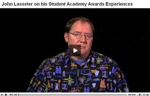 John Lasseter / Student Academy Awards