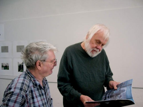 Dan Graham and John Baldessari