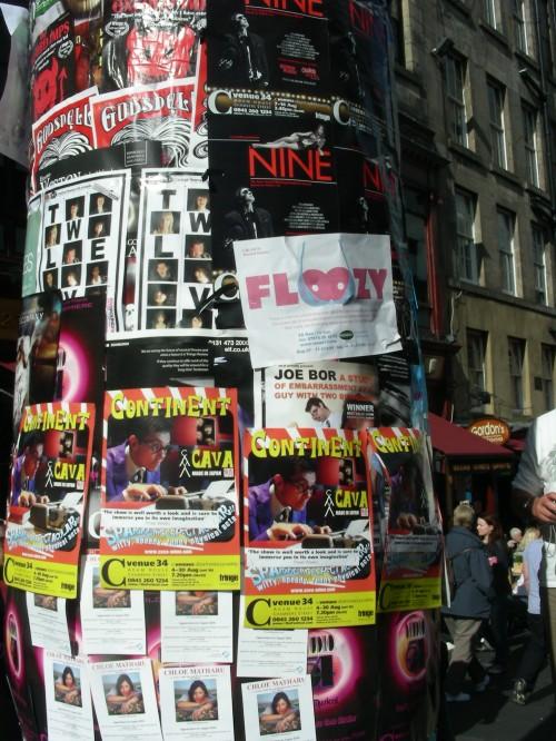 Floozy at the Fringe
