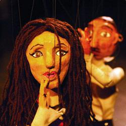 Silken Veils at the Edinburgh Fringe