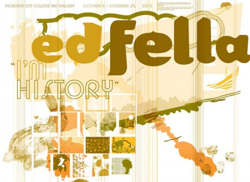 Ed Fella exhibit