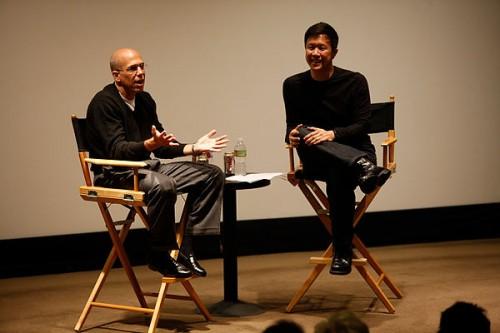 Jeffrey Katzenberg Visit 10/2010