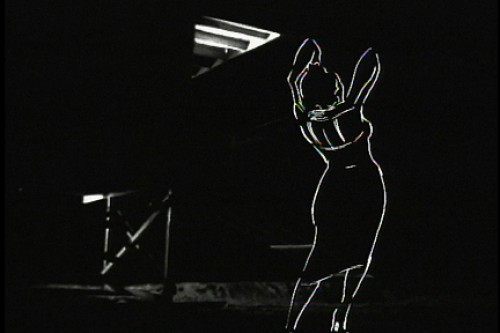 Still image form Maureen Selwood's film 'Mistaken Identity.'