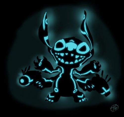 Stitch_tron