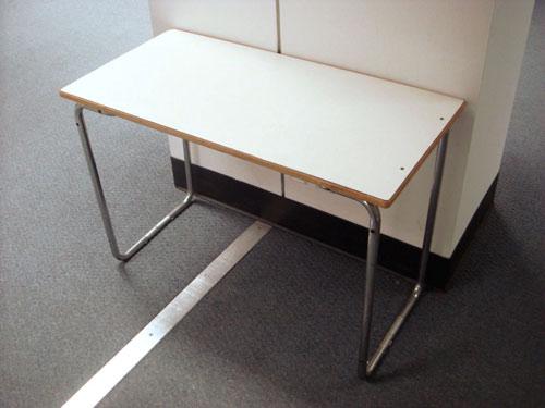 CalArts work table