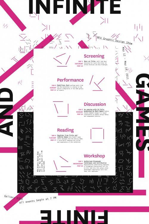 MFA Graphic Design Show