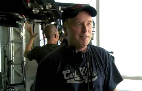 CalArts alum Brad Bird directs 'M:I - Ghost Protocol.' (Image: Screen capture)