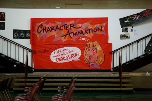 Character Animation Show