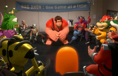 'Wreck-It Ralph' won Annies for best direction, picture. | Image: Disney Animation Studios