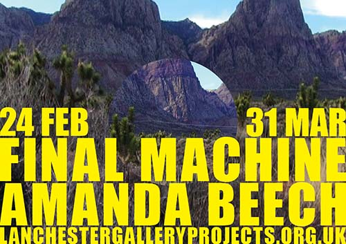 Amanda Beech - Final Machine