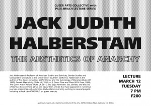 Jack Halberstam_QAC