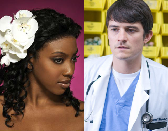 Condola Rashad and Orlando Bloom to play the lead roles in 'Romeo and Juliet'