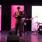Gabriel Johnson-Summertime Live at Alvas Showroom