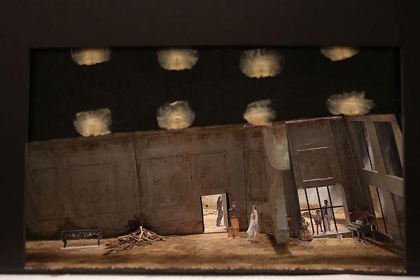 Photo Gallery: School of Theater's Portfolio Review 2013