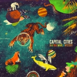 CalArts alum Spencer Ludwig is currently on tour with Capital Cities.