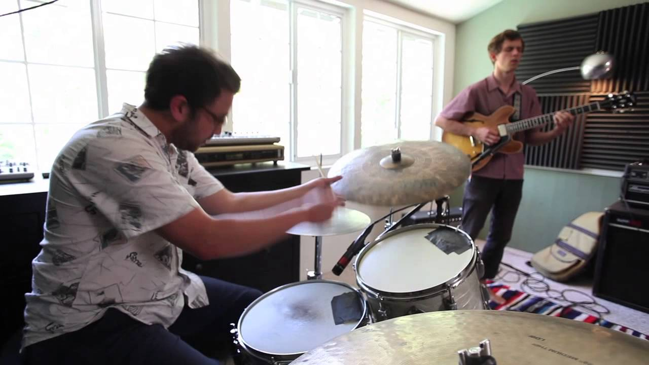 Video Winston Performs New Tracks Covers Atoms For Peace