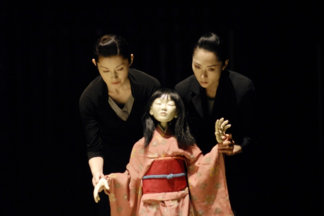'Shun-Kin' by Complicité and Setagaya Public Theatre. | Photo: Sarah Ainslie