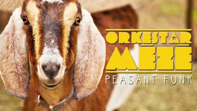 """Orkestar MÉZÉ """"Peasant Funk"""" EPK-2"""