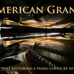 "TRAILER ""AMERICAN GRAND""  a Documentary about Pianos and their People."