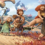 'The Croods' from DreamWorks Animation earned an Oscar nomination on Jan. 16.
