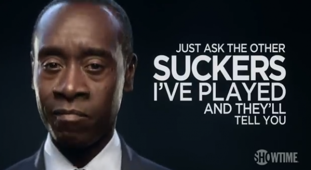 Don Cheadle stars in Showtime's 'House of Lies.'