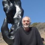 Herb Alpert at the dedication ceremony of his totem in Malibu.| Photo by Jason Kempin/Getty Images for Herb Alpert