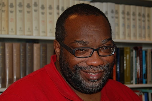 Poet Fred Moten | Photo courtesy the artist