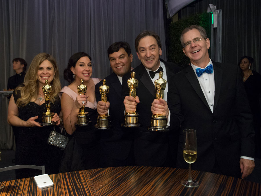 frozen academy award and best animated Not awesome: the lego movie missed out on a nomination for best animated  feature in the 2015 oscars photo: courtesy of warner bros.