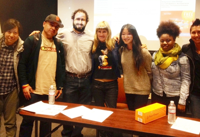 Catherine Hardwicke was at CalArts earlier this month to speak to Film Directing Program students.