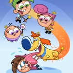 Butch Hartman's 'The Fairly OddParents' on Nickelodeon | Image courtesy Nickelodeon