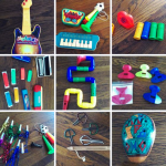 A sample of instruments to be performed in pieces for Dog Star Concert 9, curated by Liam Mooney. | Photos: Liam Mooney