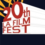 The 2014 Los Angeles Film Festival poster was created by Ed Ruscha. |Image: Courtesy of LAFF