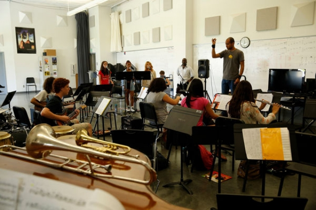 A new CAP residency program prepares artists for a teaching career.
