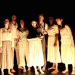 The cast of 'Into The Fog.' Photo: Erica Shay
