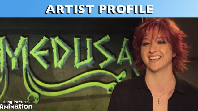 Inside Sony Pictures Animation - Director Lauren Faust