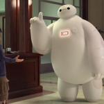 The Golden Globe-nominated animated feature 'Big Hero 6' was directed by Chris Williams and CalArts alumnus Don Hall.