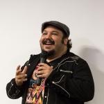 Jorge Gutierrez at CalArts.