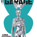 The Fall/Winter 2014 Edition of Garage Magazine.