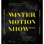 Poster design: Jaime Van Wart (Art MFA 16)