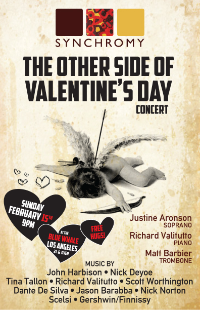 anti valentines day concert at the blue whale - Valentines Day Concert
