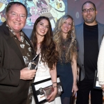 'Variety Magazine's' story, which features (from left) John Lasseter, Lorelay Bové, Brittney Lee, Josh Cooley, Daron Nefcy and Ed Catmull in the lead photo.